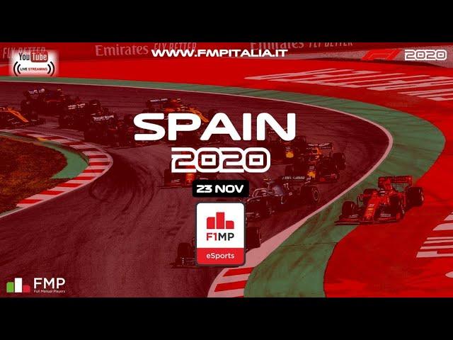 F1MP   #6 SPAGNA   FMP ITALIA
