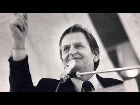 Olof Palme - Tribute