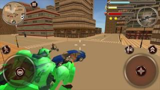 City Robot Battle | Android Gameplay HD