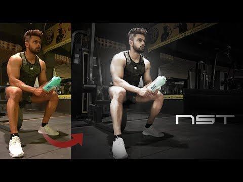 Fitness Photo Editing Tutorial In Photoshop CC 2019   Beginner Tutorial