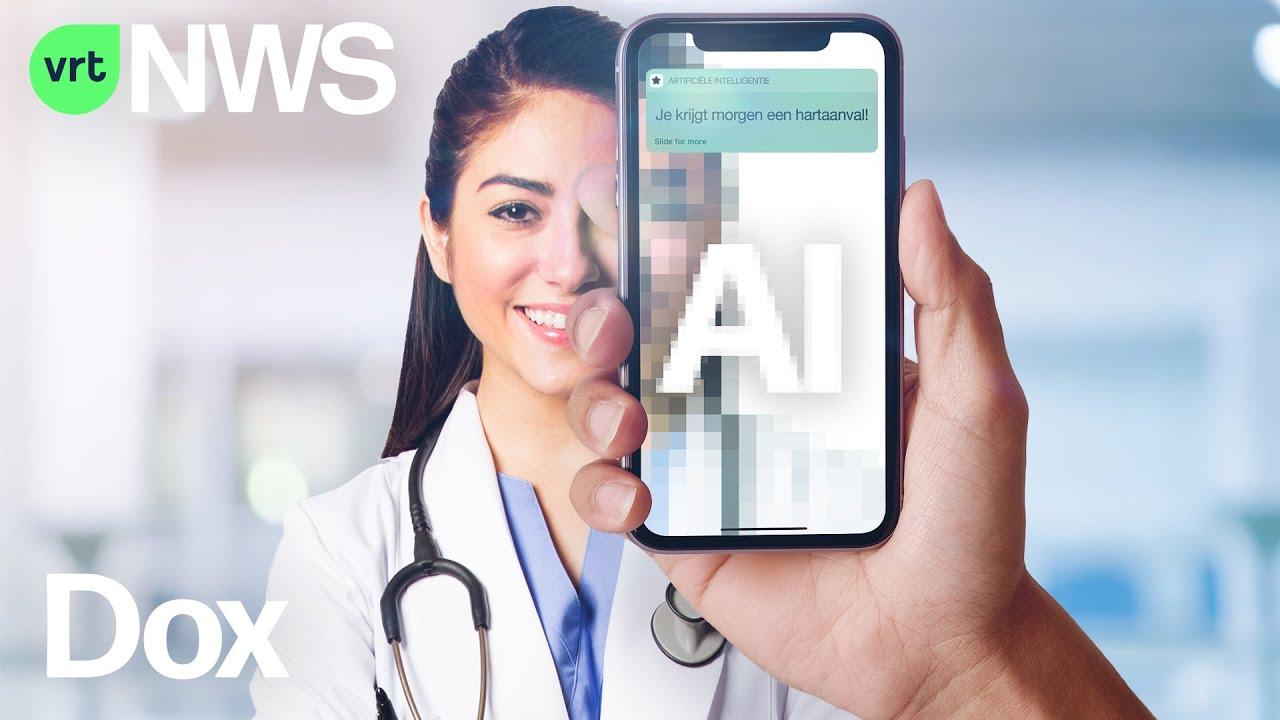 Hoe je smartphone weet dat je morgen ziek wordt | Artificiële intelligentie uitgelegd