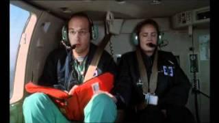 ER ''Emergency Room'' season 3 - Susan is afraid of flying