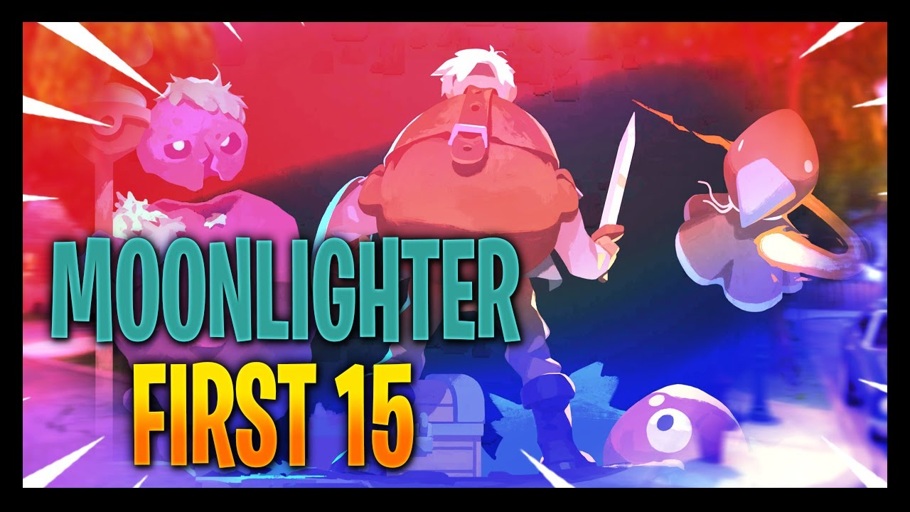 First 15: Moonlighter - RPG Indie - Worth a Shot! Hero or Merchant!?