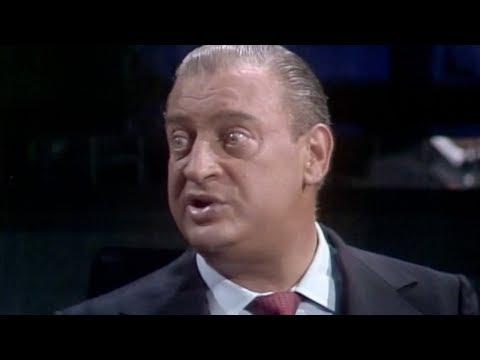 Rodney Dangerfield Cracks up Dean Martin with BacktoBack OneLiners 1972
