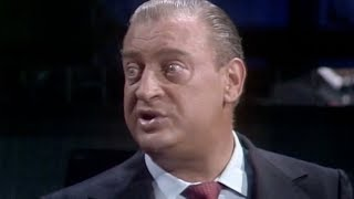 Rodney Dangerfield Cracks up Dean Martin with Back-to-Back One-Liners (1972)