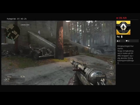 Cod Ww2 Livestream