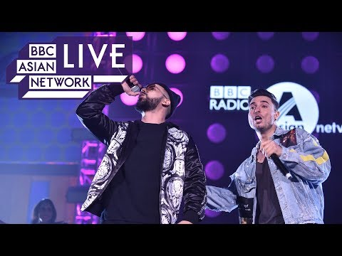 Adam Saleh and Faydee - Waynak (Asian Network Live 2018)