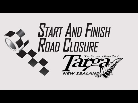 Start and Finish Road Closure
