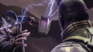 Avengers 4 Söylentileri #1 | Captain America Mjolnir'i neden kaldırmalı!