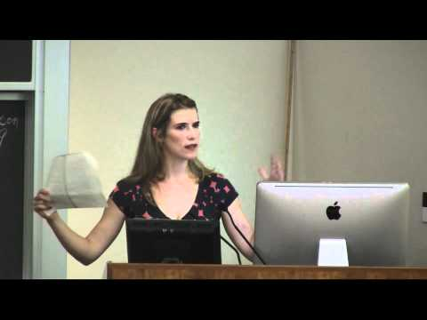 Colgate Writers' Conference 2012 - Jennifer Vanderbes Craft Talk
