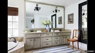 видео Зеркало в ванную комнату