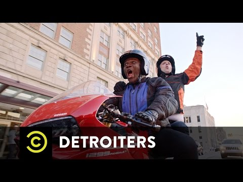 All Hustle, No Flow - Detroiters - Comedy Central - Uncensored