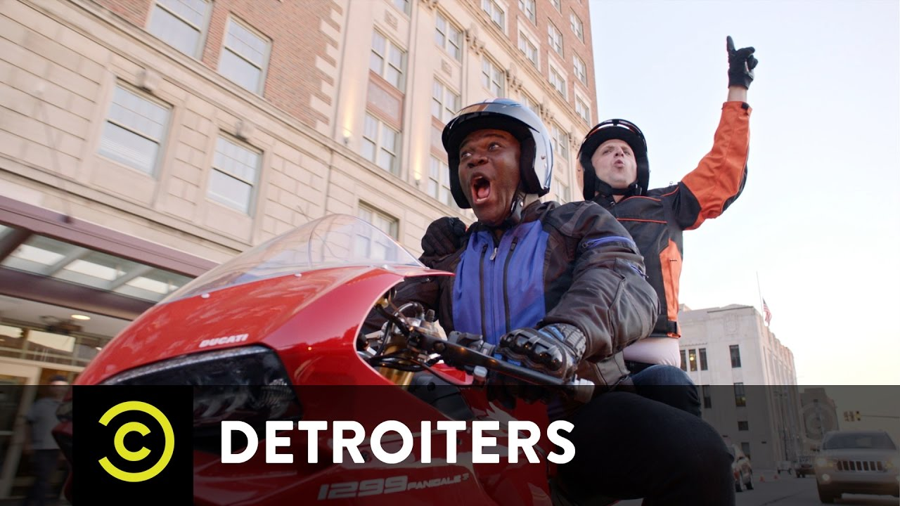 Download All Hustle, No Flow - Detroiters - Comedy Central - Uncensored