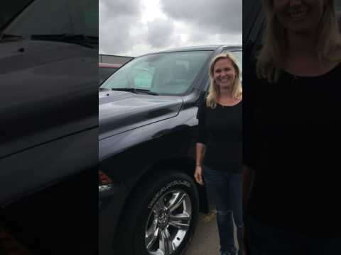 Cailyn Gets Everything She Needs at Sherwood Dodge!