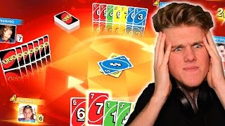 LOSING MY MIND PLAYING UNO!