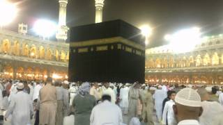 Kabay Ki Ronaq Kabay Ka Manzar Allah Ho Akbar- (by Sayyed Sabeeh Rehmani)