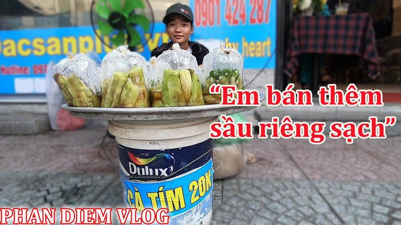 Chị dâu thôn nữ cà tím buồn vì gặp sự cố chỉ bán được 50kg cà, sẽ bán thêm sầu riêng sạch Đắk Nông