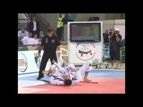 Highlight Claudio Calasans - Armbar & Choke
