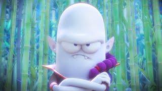 Spookiz | Cula pierde el pelo? El | Dibujos animados para niños | WildBrain