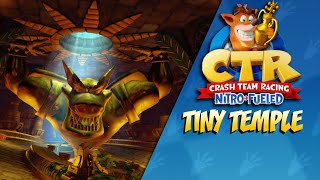 Crash Team Racing Nitro Fueled: Tiny Temple Gameplay (PS4)