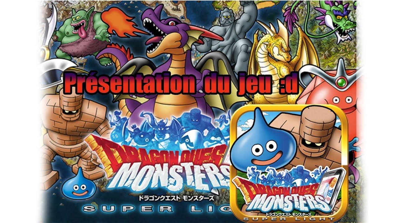 dragon quest monsters super light english apk