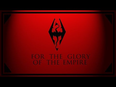 Skyrim Imperial Legion Civil War Story Line Youtube