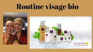 Ma #routine  #visage #Bio #centella