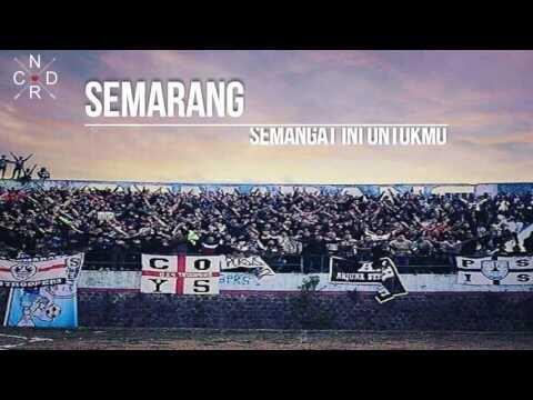 SEMANGAT INI UNTUKMU - Chants Panser Biru - PSIS Semarang (Lirycs)