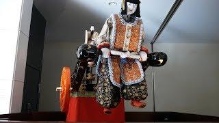 """Karakuri """"Karako Zenkan""""「唐子指南車」@ EXPO 2005 Museum (2017.12) [4K]"""