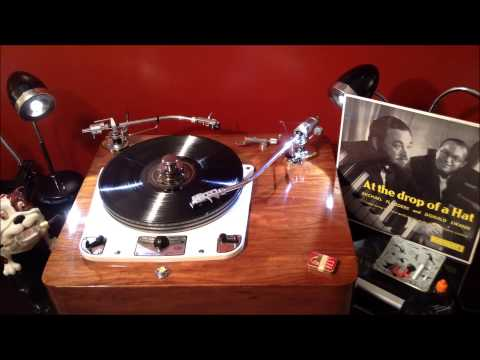 Flanders and Swann  A Song of Reproduction Played On A Garrard 301 Turntable