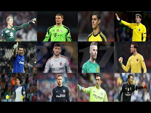 Top 25 Goalkeepers In The World 2017 - Best Goalkeeper Saves