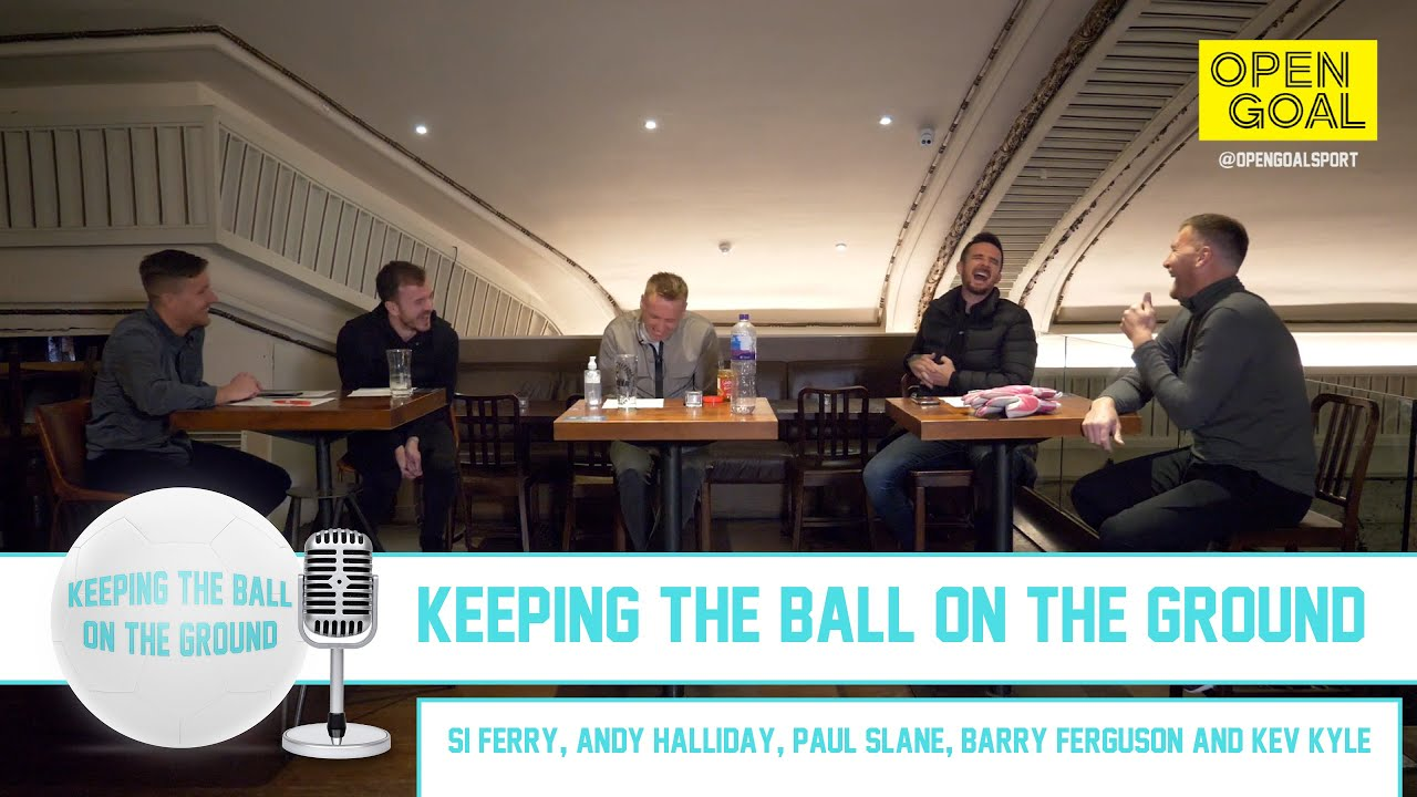 REVIEW OF CELTIC VS RANGERS w/ BARRY FERGUSON | Keeping the Ball on the Ground