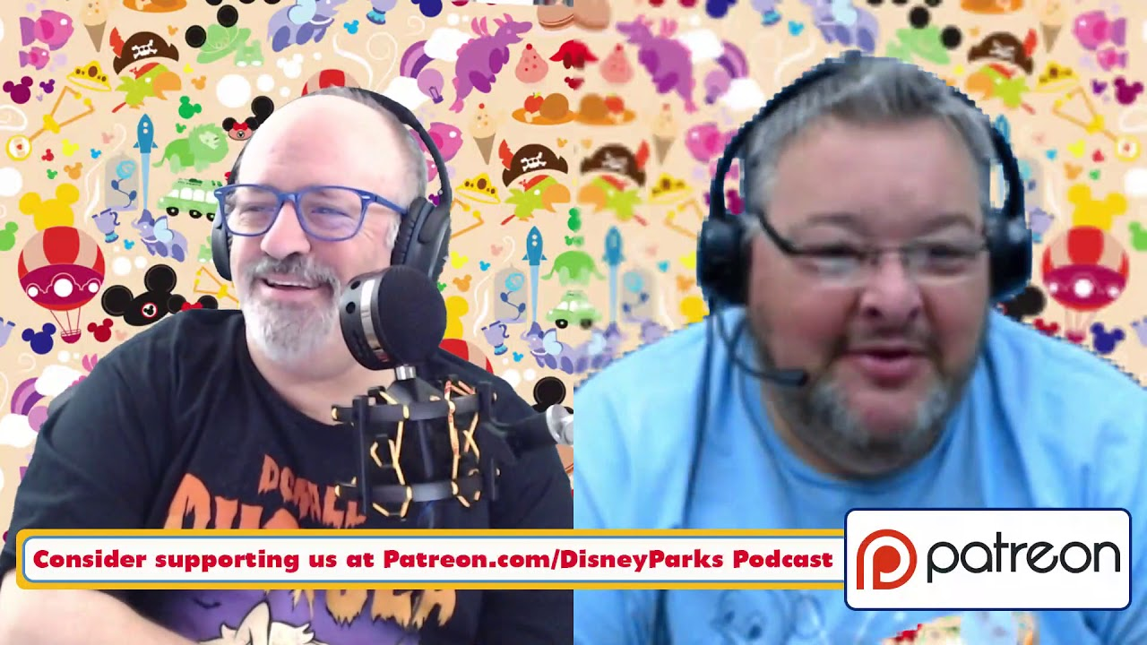 Disney Parks Podcast - Disney News for the week of 10-14-19