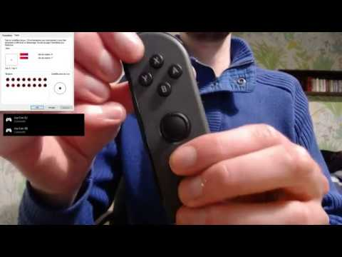 Joy-Con's also work natively as Dinput devices on PC!