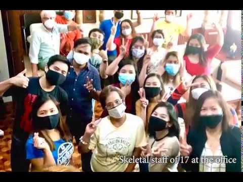 """Hawak Kamay"" - from Pandiman & SSI Family"