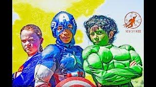 New Sky Kids Little Superheroes - Season 1