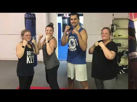 Morning & Evening Kickboxing Classes