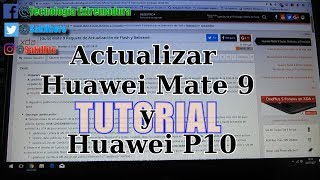 Video Tutorial actualizar Huawei Mate 9 y Huawei P10, nuevo método 2017 (Cerrar Bootloader y Rebrand) download MP3, 3GP, MP4, WEBM, AVI, FLV Oktober 2018