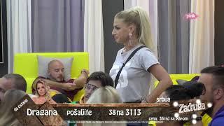 Zadruga 3   Zadrugari O Odnosu Suzane I Milice Kemez   17.09.2019.