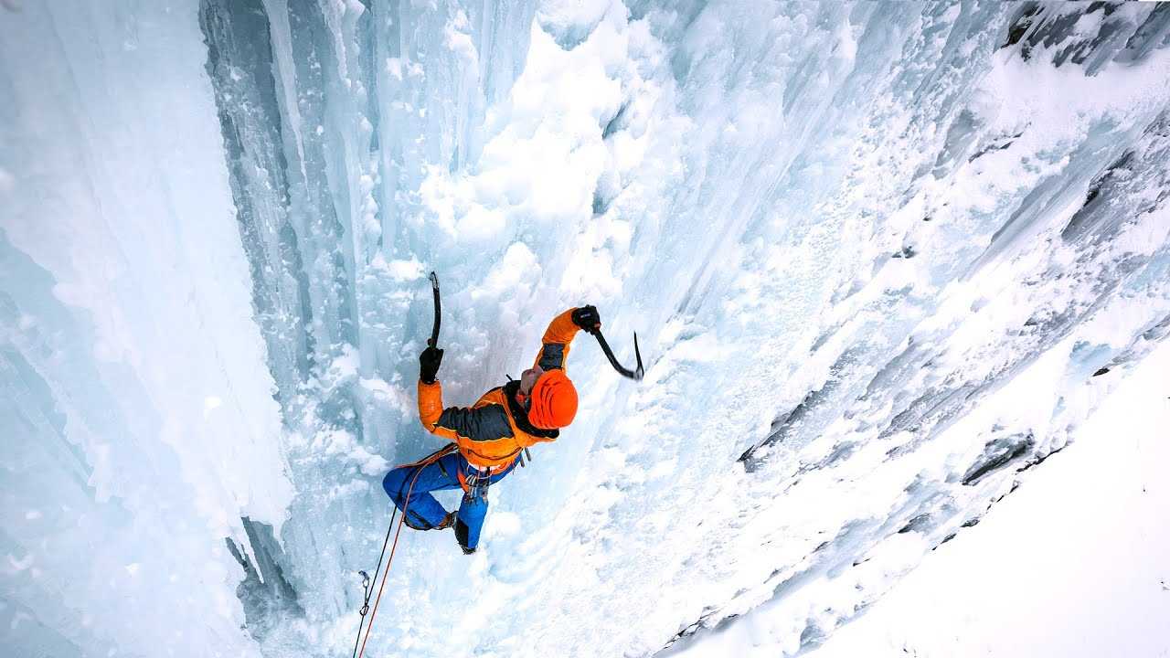 ice climbing wallpaper - photo #11