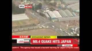 Honshu, Japan - 8.9 EARTHQUAKE (Tsunami) - MARCH 11, 2011