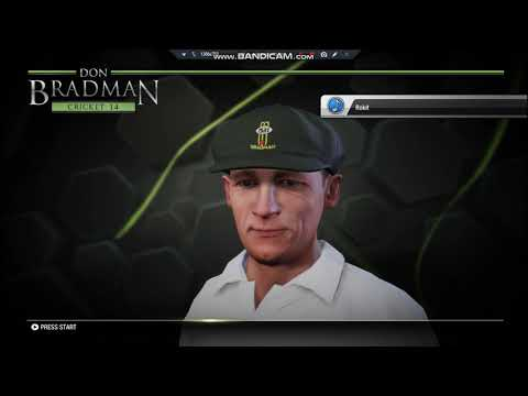 How to Play Don Bradman Cricket 14 on a keybord without Vjoy or x360