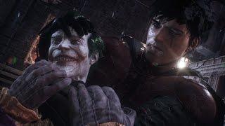Batman: Arkham Knight -  Jason Todd Kills Joker