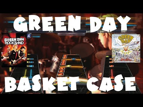 Green Day - Basket Case - Green Day Rock Band Expert Full Band