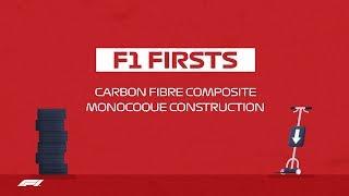 F1 Firsts Carbon Fibre Monocoques