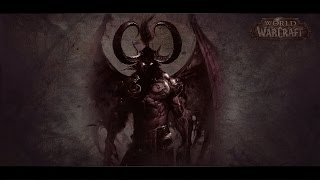 World of Warcraft Legion Movie Cinematic - Naaru Xe'ra & Illidan Stormrage Story