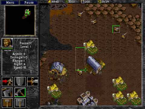 how to play warcraft 2