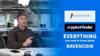 Ravencoin Explained By It's Lead Developer – Interview with Tron Black | The Daily Exchange