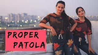 Proper Patola Dance cover| Badhshah|Arjun Kapoor| Parineeti Chopra| Nrityaxii| BollyHop Choreography
