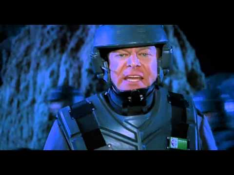 Starship Troopers Opening Clip